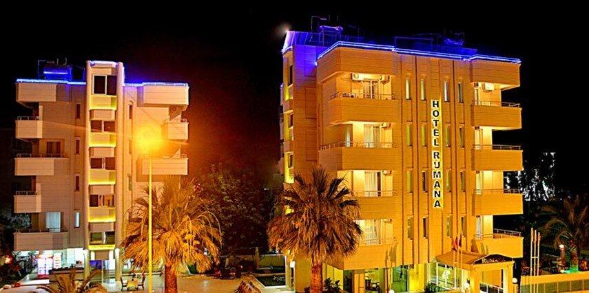 Rumana Hotel Mersin Anamur
