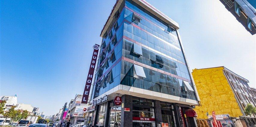 Rush Hotel İstanbul İstanbul Esenyurt