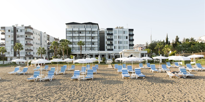 Sahil Martı Hotel Mersin Mezitli