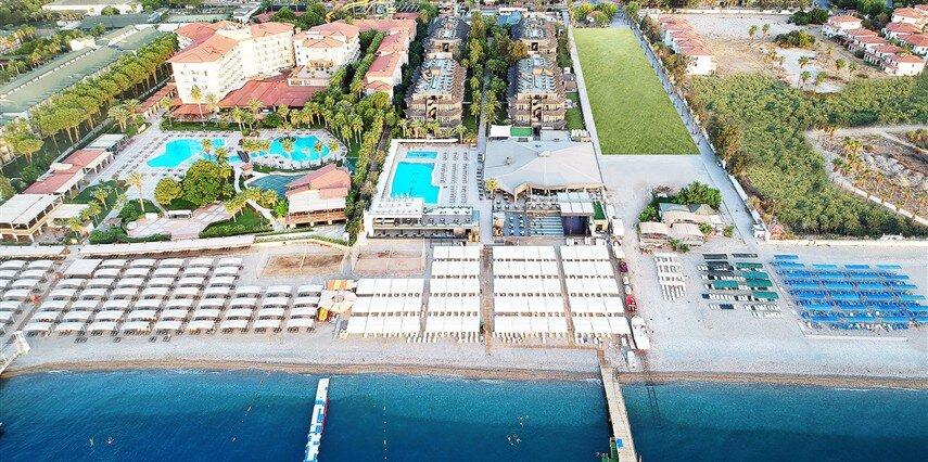 Sailors Beach Club Antalya Kemer