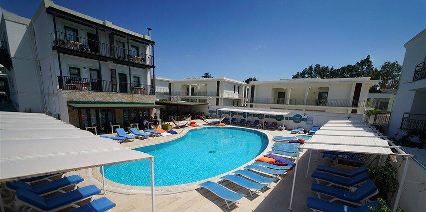 Salinas Beach Hotel Muğla Bodrum