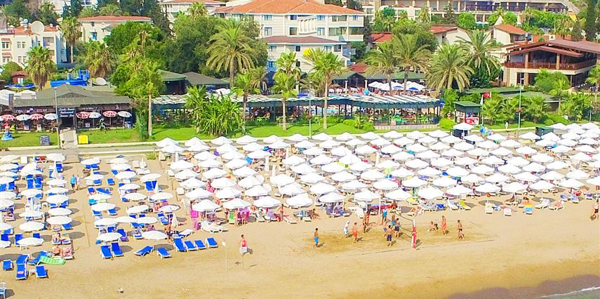 Sandy Beach Hotel Antalya Side
