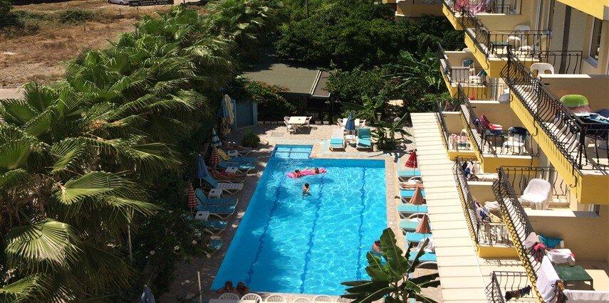 Santana Hotel Antalya Kemer