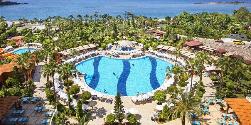 Saphir Resort & Spa Hotel Antalya Alanya
