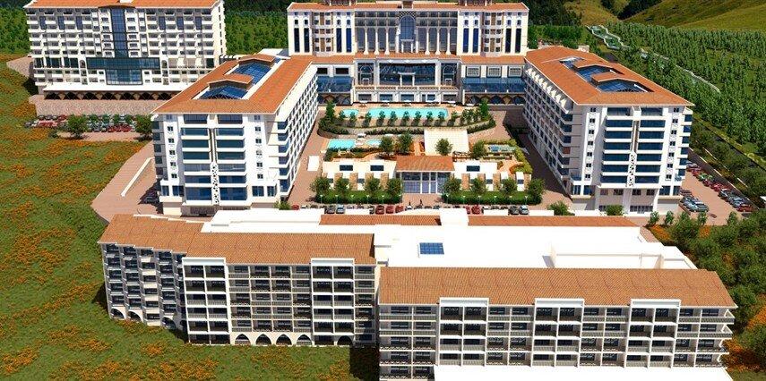 Sarayhan Termal Otel & Devremülk Niğde Ulukışla