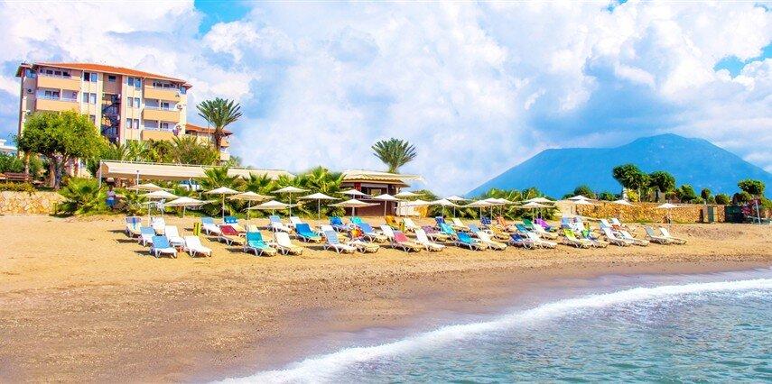 Sarıtaş Hotel Antalya Alanya