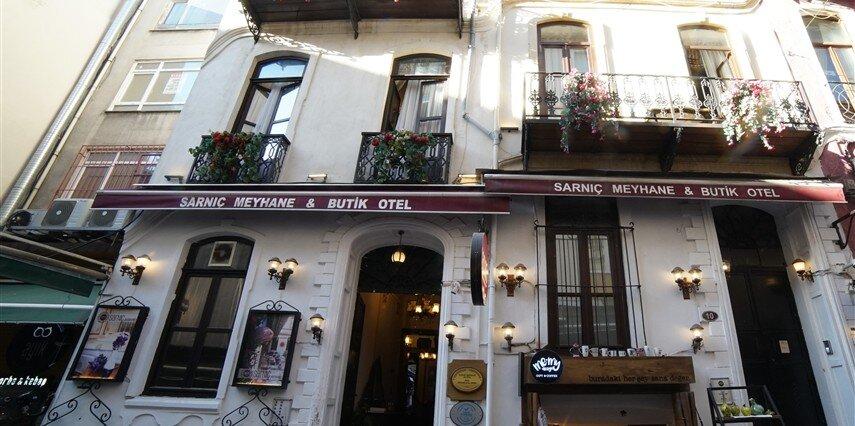 Sarnıç Butik Otel İstanbul Kadıköy