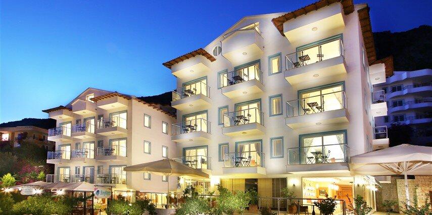 Saylam Suites Antalya Kaş