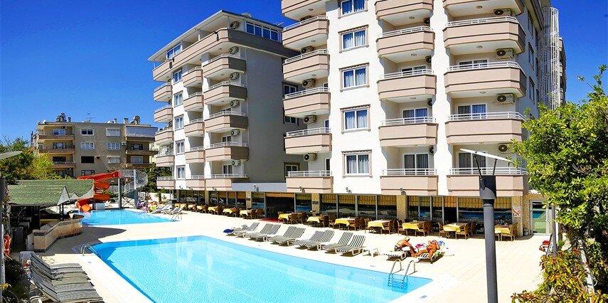 Sealine Suit Hotel Antalya Alanya
