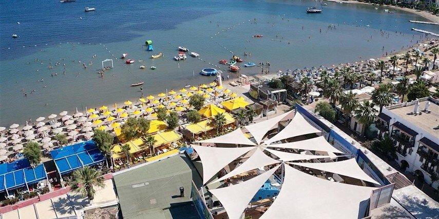 Sebastian Beach Club Hotel Muğla Bodrum