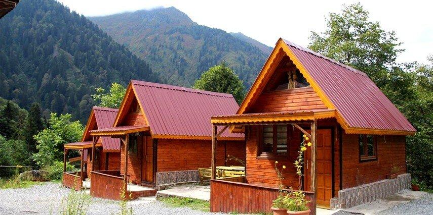 Şelale Dağ Evleri Rize Çamlıhemşin
