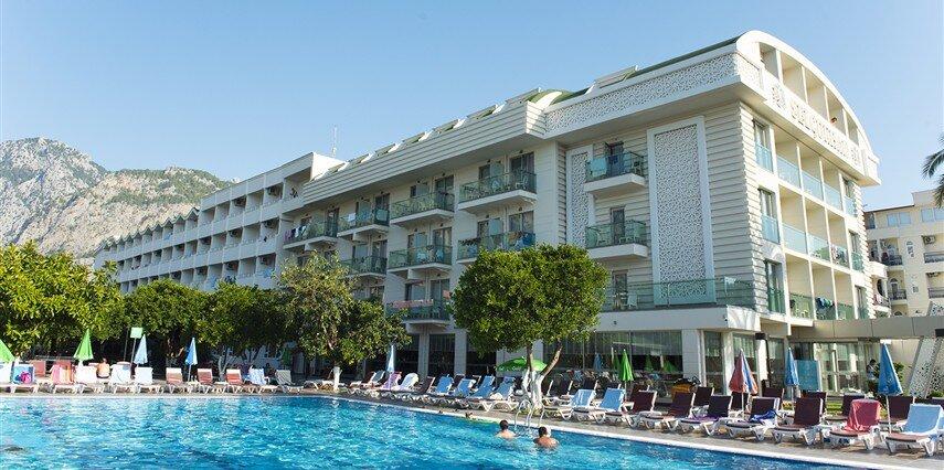 Selçukhan Hotel Antalya Kemer