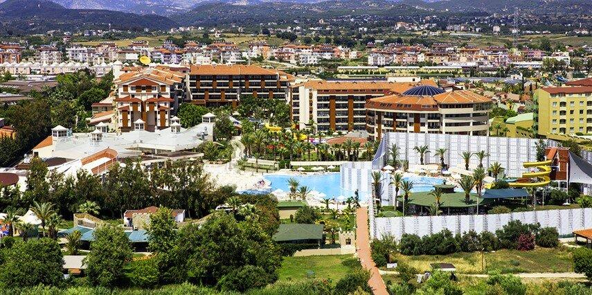 Selge Beach Resort Spa Antalya Side