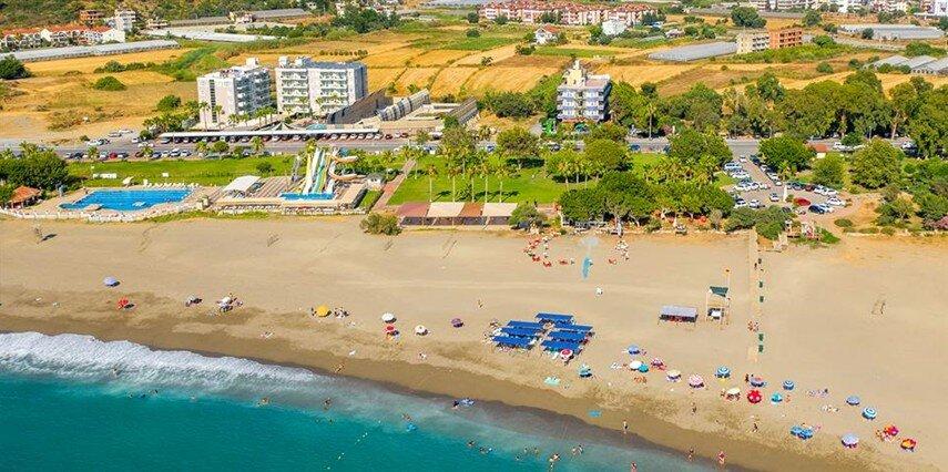 Selinus Beach Club Hotel Antalya Alanya