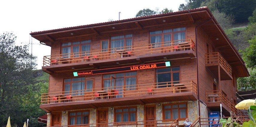 Şen Villa Motel Trabzon Çaykara