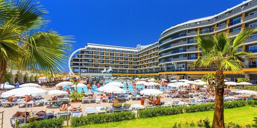 Senza The İnn Resort & Spa Antalya Alanya