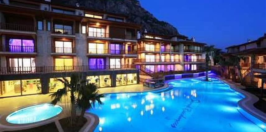 Shimal Residences & Hotels Muğla Akyaka