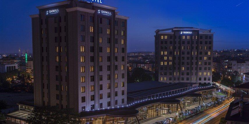 Shimall Hotel Gaziantep Şehitkamil