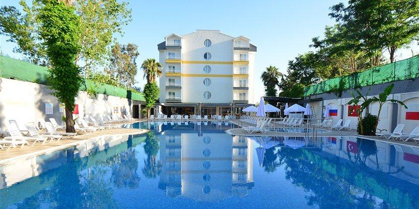 Side Aventus Hotel Antalya Side