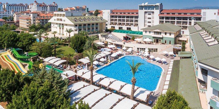 Side Breeze Hotel Antalya Side