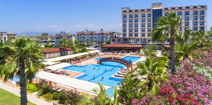Side Kum Hotel Antalya Side