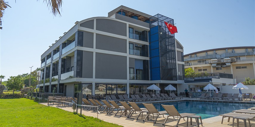 Side Square Hotel Antalya Side