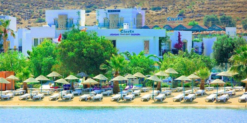 Siesta Beach & Apart Hotel Muğla Bodrum