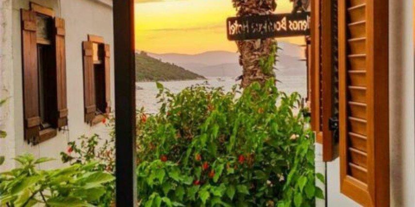 Sığacık Poseidon Boutique Hotel İzmir Seferihisar