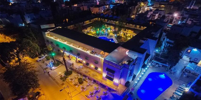 Sky Star Hotel Muğla Bodrum