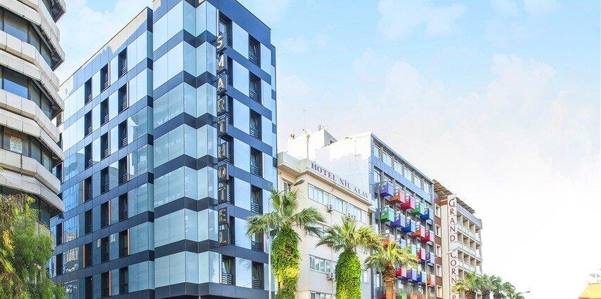 Smart Hotels İzmir İzmir Çankaya İzmir