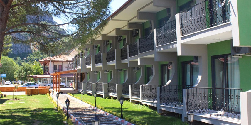 Smyrna Hotel Muğla Ortaca