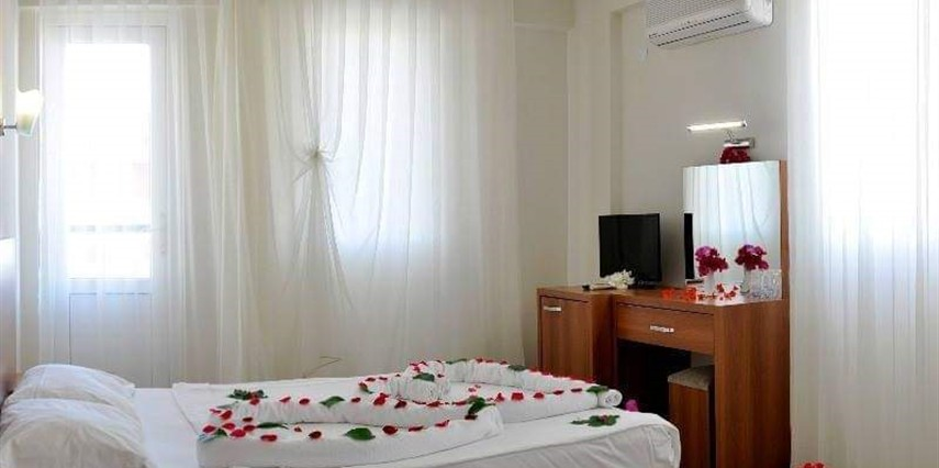Solis Beach Otel Antalya Alanya