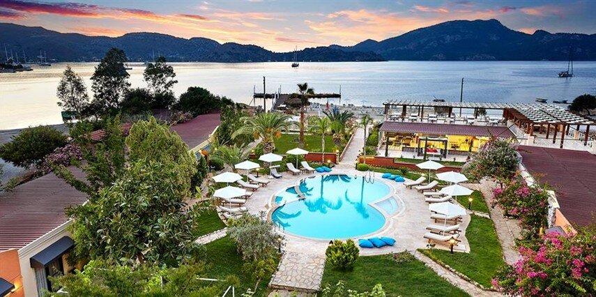 Solto Selimiye Hotel Muğla Marmaris