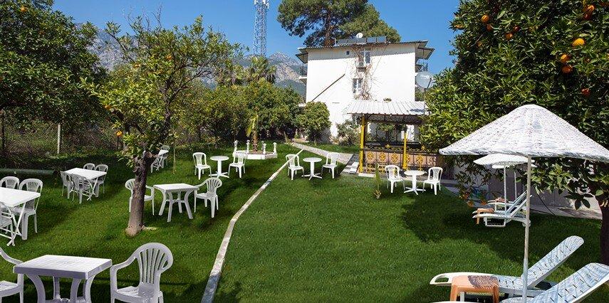 Sönmez Garden Hotel Antalya Kemer