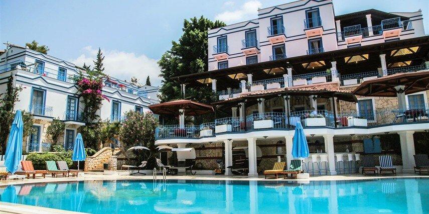 Soothe Hotel Antalya Kalkan
