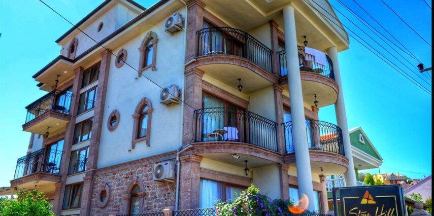 Stone Hill Hotel Balıkesir Ayvalık