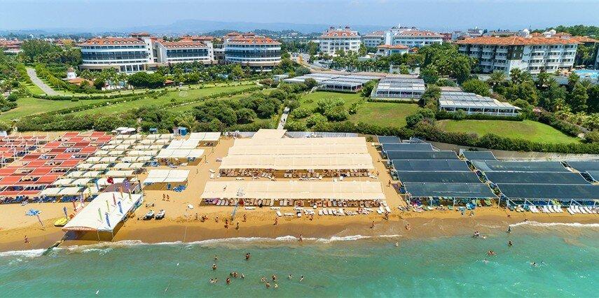 Stone Palace Resort Side Antalya Side