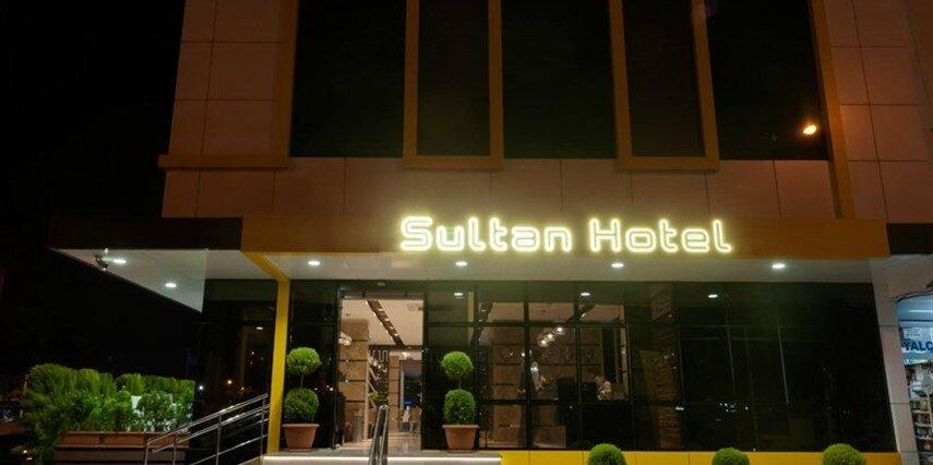 Sultan Hotel Mersin Akdeniz