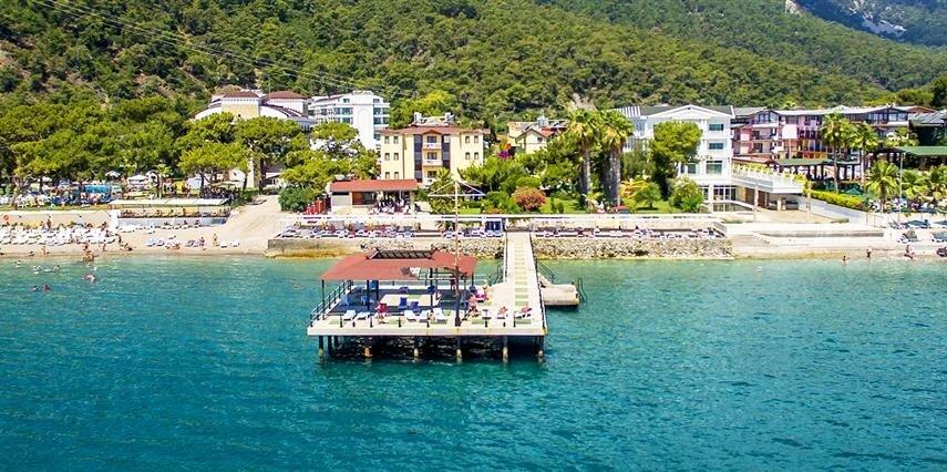 Sümela Garden Hotel Antalya Kemer