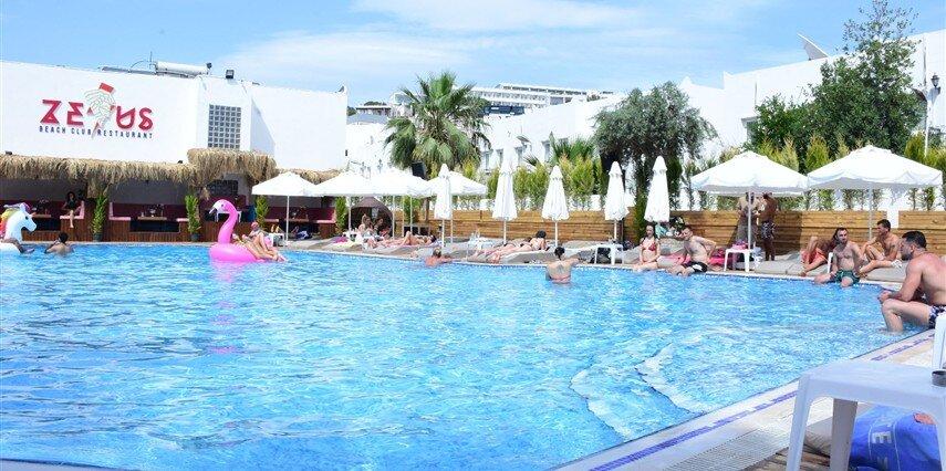 Sun Beach Resort Muğla Bodrum