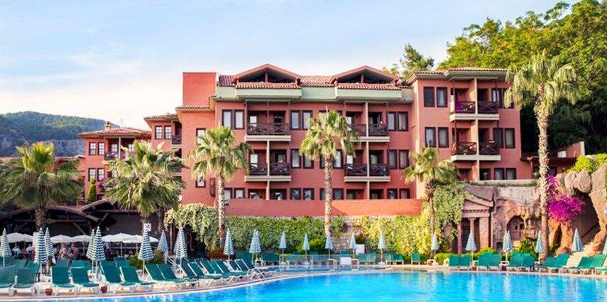 Sun City Hotel & Beach Club Muğla Fethiye