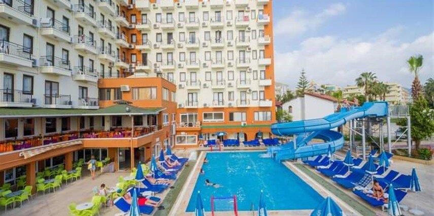 Sun Fire Beach Hotel by Julitat Antalya Alanya