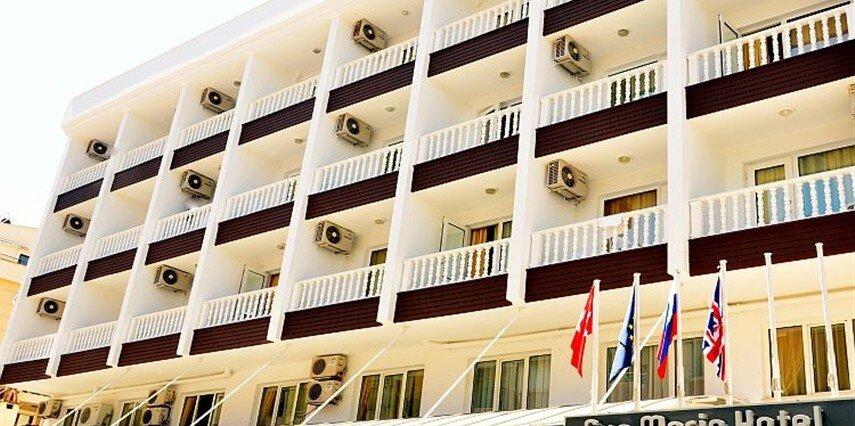 Sun Maris City Hotel Muğla Marmaris