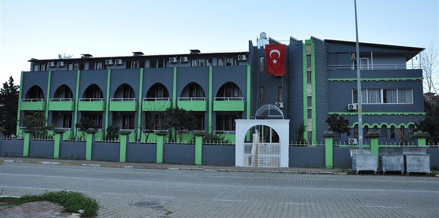 Sunpark Beach Hotel Antalya Kemer
