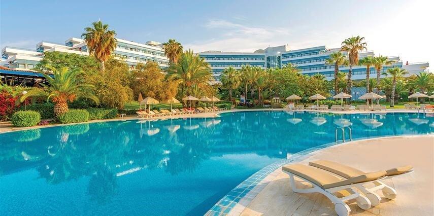 Sunrise Resort Hotel Antalya Side