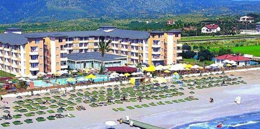 Sunset Beach Hotel Antalya Alanya