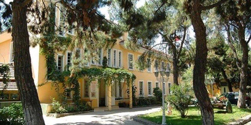 Tarihi Tuzla İçmeler Otel ( Doubletree Hilton Tuzla Ek Bina) İstanbul Tuzla