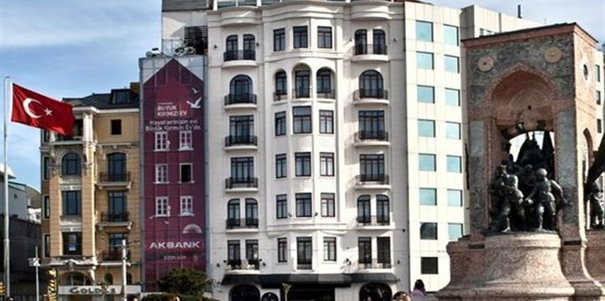 Taxim Hill Hotel İstanbul Beyoğlu
