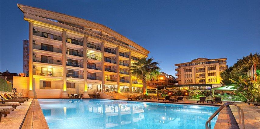 Temple Miletos Hotel Aydın Didim