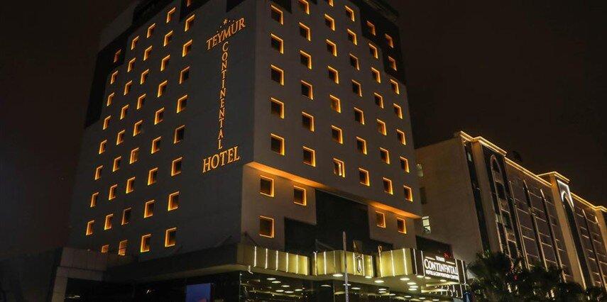 Teymur Continental Hotel & Convention Center Gaziantep Şahinbey